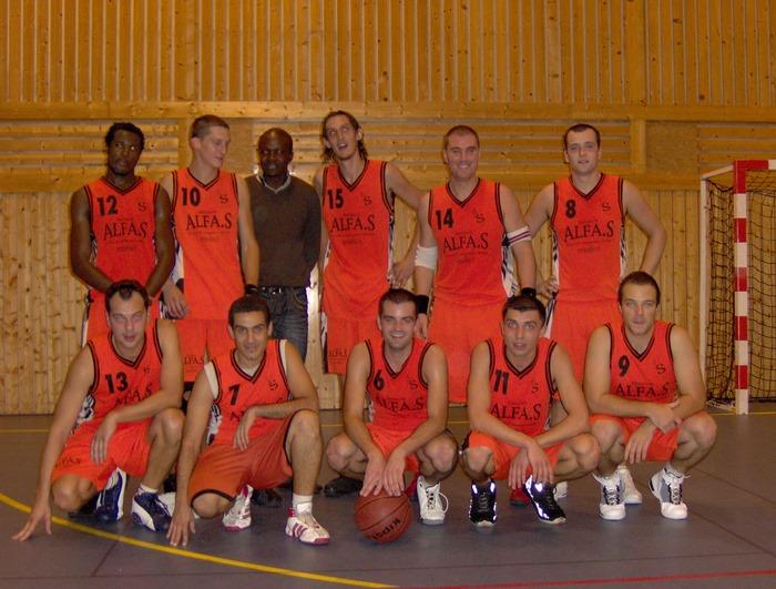 2009 - JS Chambery senior M F