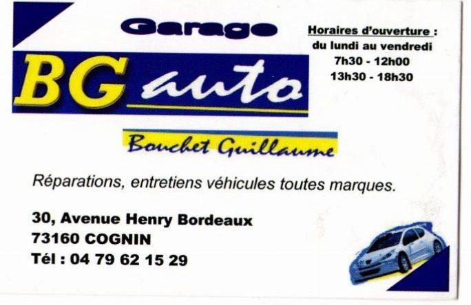 GARAGE BG
